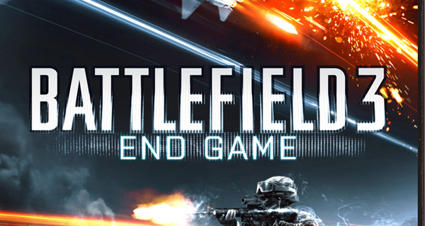 Battlefield 3 End Game.
