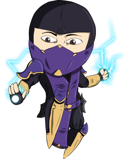 SourStiker - Mini Mortal Kombat Ninjas| Немножко фан-арта.