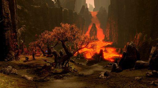 Elder Scrolls III: Morrowind, The - Роковая гора