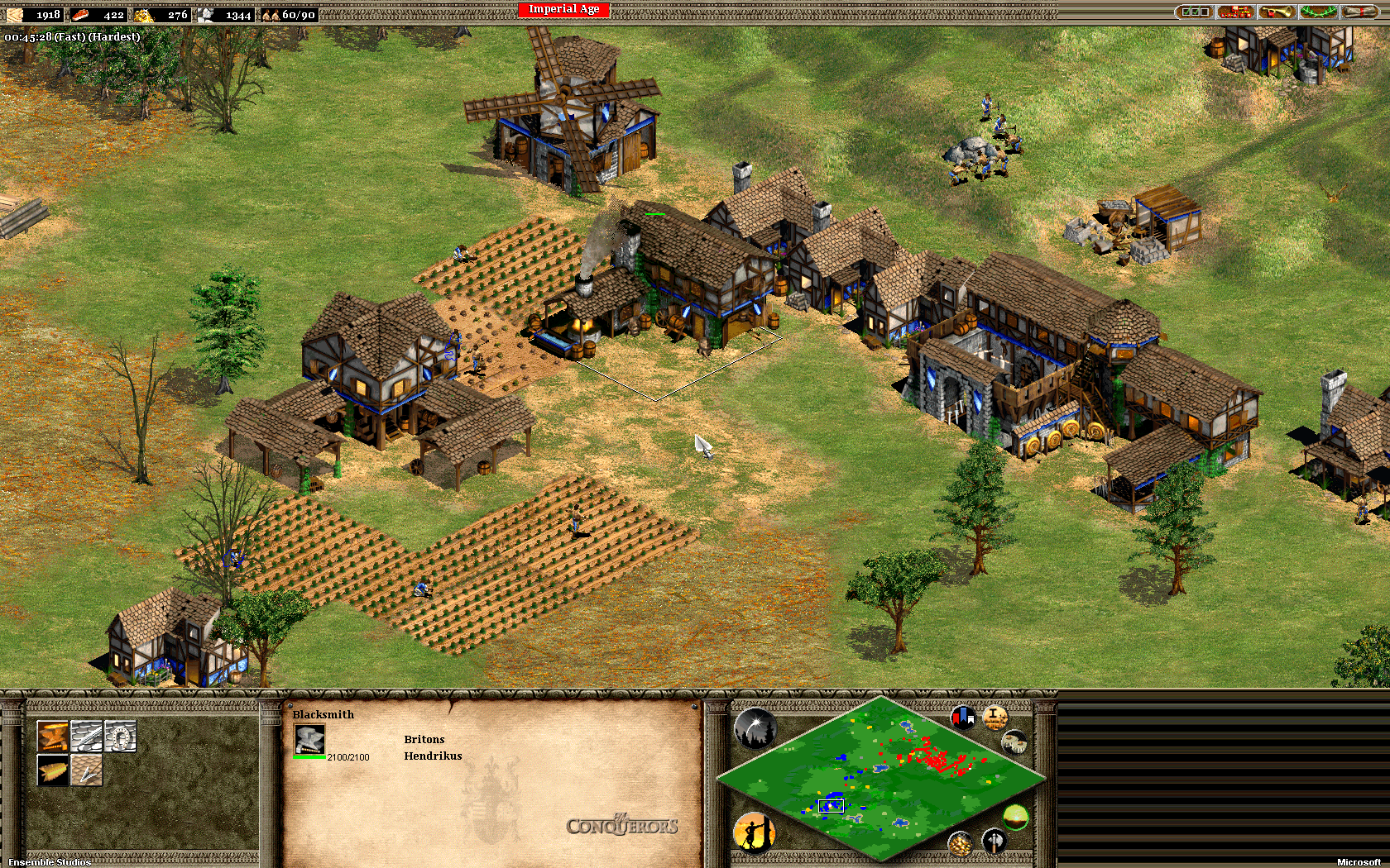 Age of empires 2 conquerors hd patch