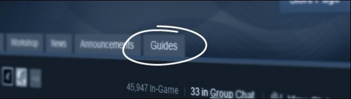 Steam Guides