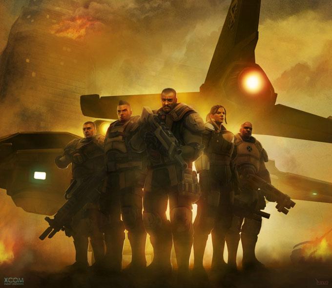 Икскомичный концепт-арт — XCOM: Enemy Unknown — Игры — Gamer.ru ...