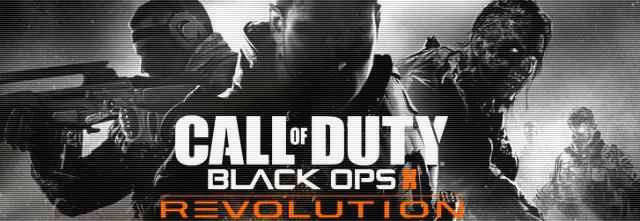 Цифровая дистрибуция - Первый DLC для Call of Duty: Black Ops 2 доступен дл