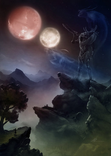 Elder Scrolls III: Morrowind, The - TES3 - FanArt