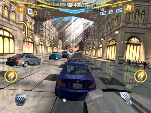 Обо всем - Игры для iPad. Коротко про: Asphalt 7, Cthulhu Saves the world, Magic 2013, Uplink, Yesterday.
