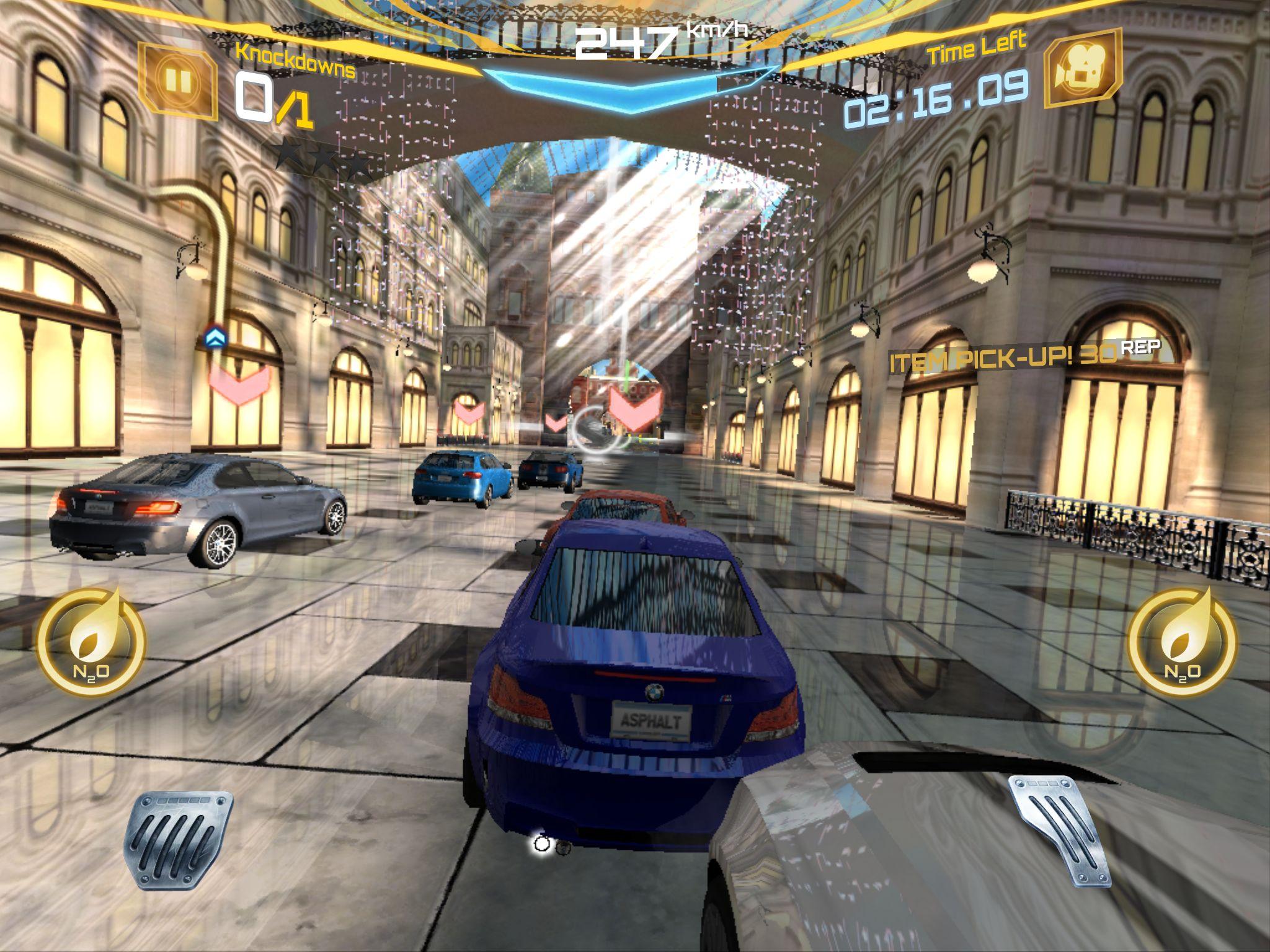 Обо всем игры для ipad коротко про asphalt