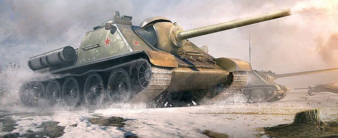 Какие танки качать?