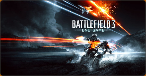 Battlefield 3 - End Game Launch Trailer