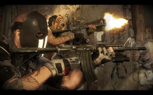Немного об игре Army of Two: The Devil's Cartel
