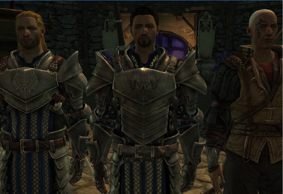 скачать сборку Dragon Age Origins - фото 3