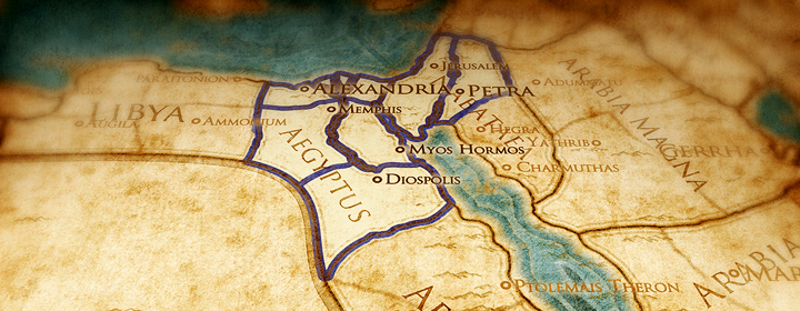 Rome II Total War - Египет ( 3 ) - египет