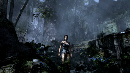 Обзор TOMB RAIDER 2013. A Survivor Is Born