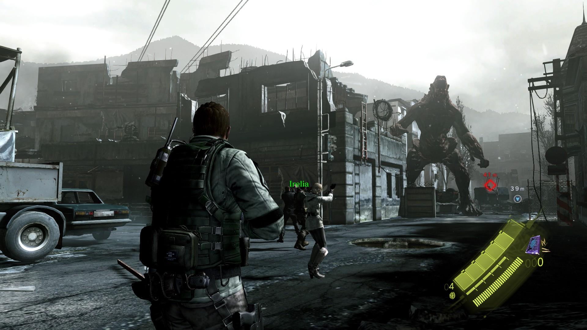 Resident Evil 6 Elicottero : С вирусом по жизни Обзор resident evil pc —