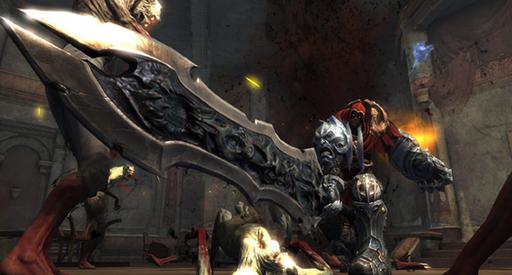Crytek USA хочет выкупить IP Darksiders