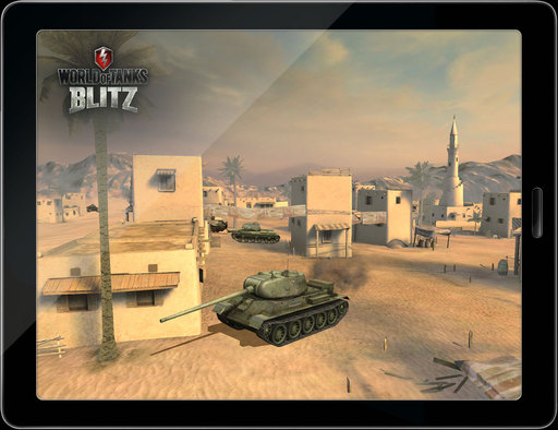 World of Tanks Blitz - Анонсирована игра World of Tanks Blitz