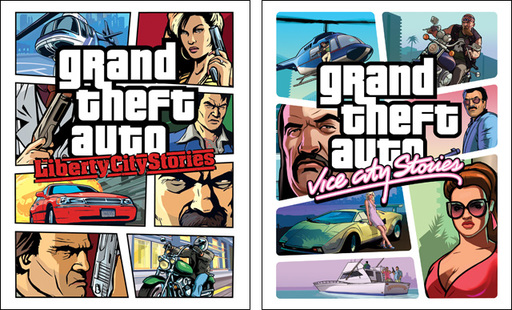 Liberty City Stories и Vice City Stories выйдут на PS3