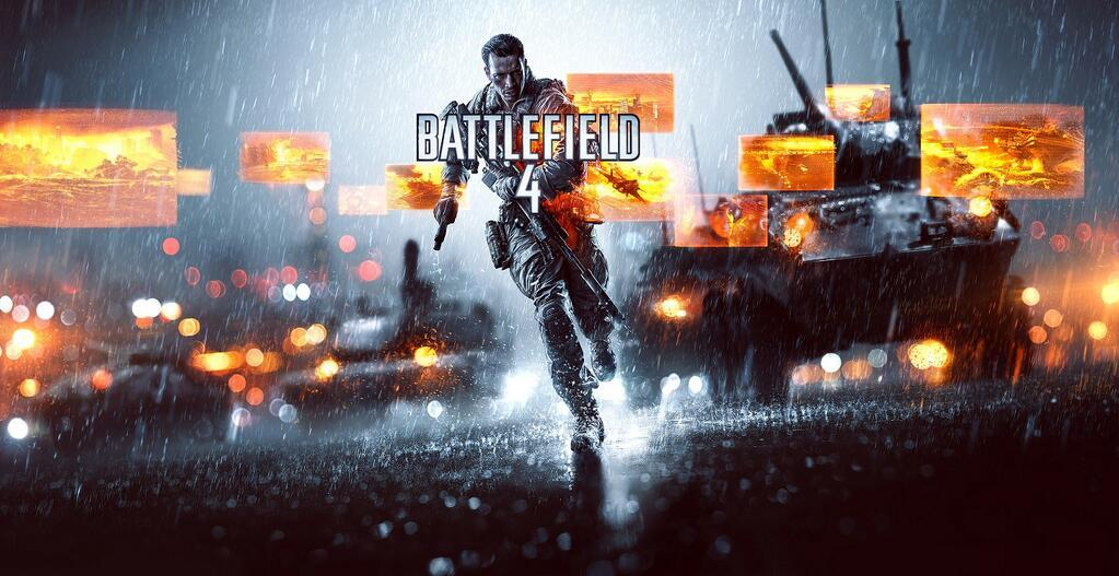 The gallery for --> Battlefield 3 Logo Transparent