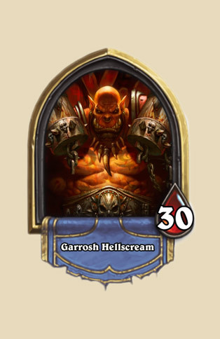 Hearthstone: Heroes of Warcraft - Герои и классы HearthStone: Heroes of Warcraft