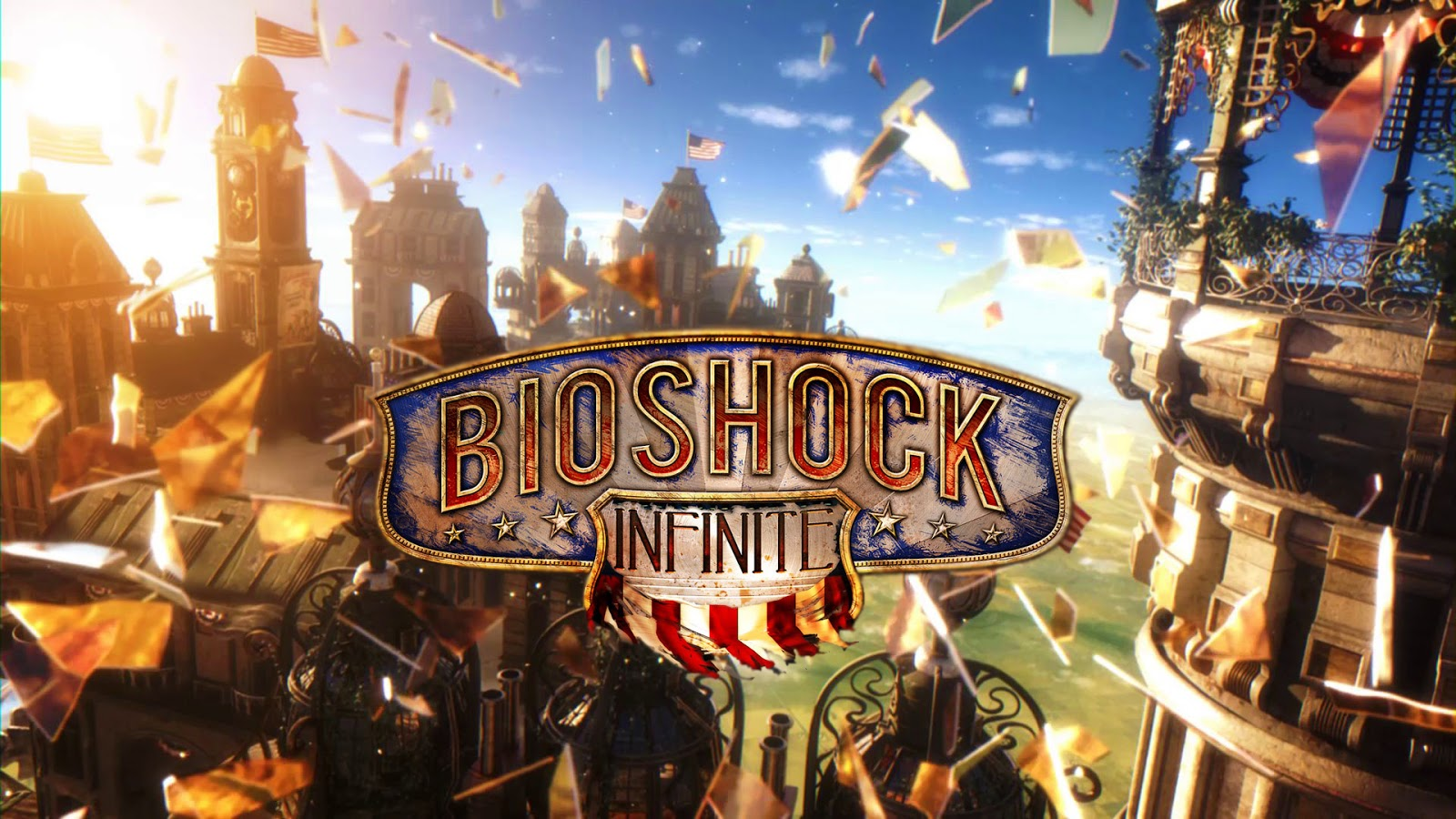 не bioshock infinite: