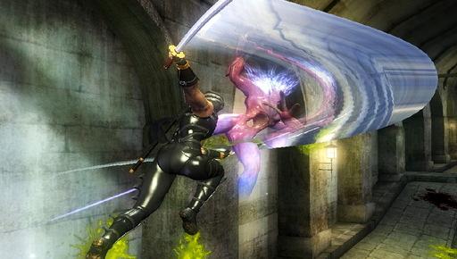 Ninja Gaiden II - Осязаемый хардкор: Пара слов о Ninja Gaiden Σ+