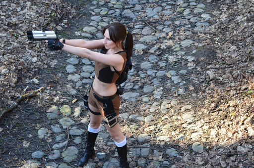 Tomb Raider - Tomb Raider Underworld