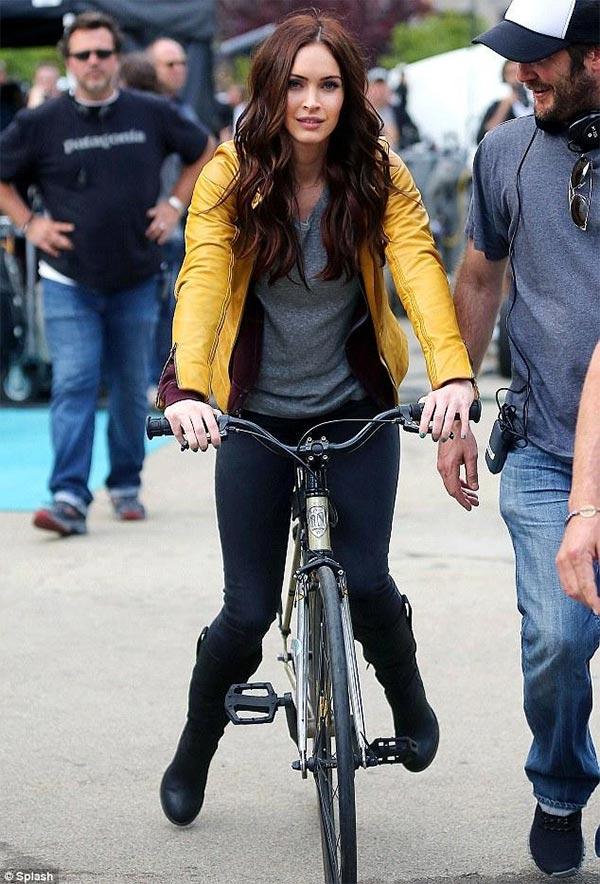 o neal bike ride April