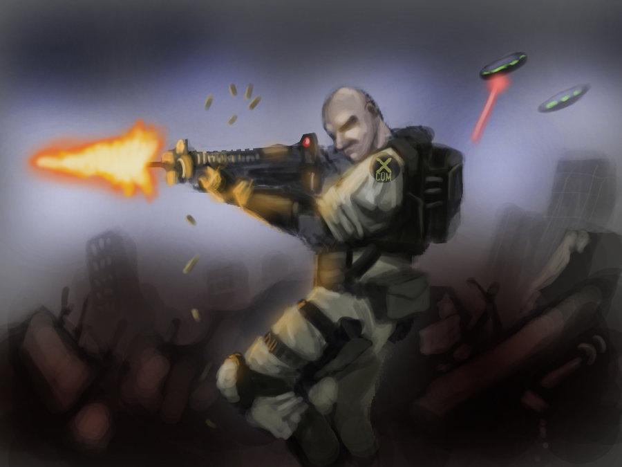Икскомичный фан-арт — XCOM: Enemy Unknown — Игры — Gamer.ru ...