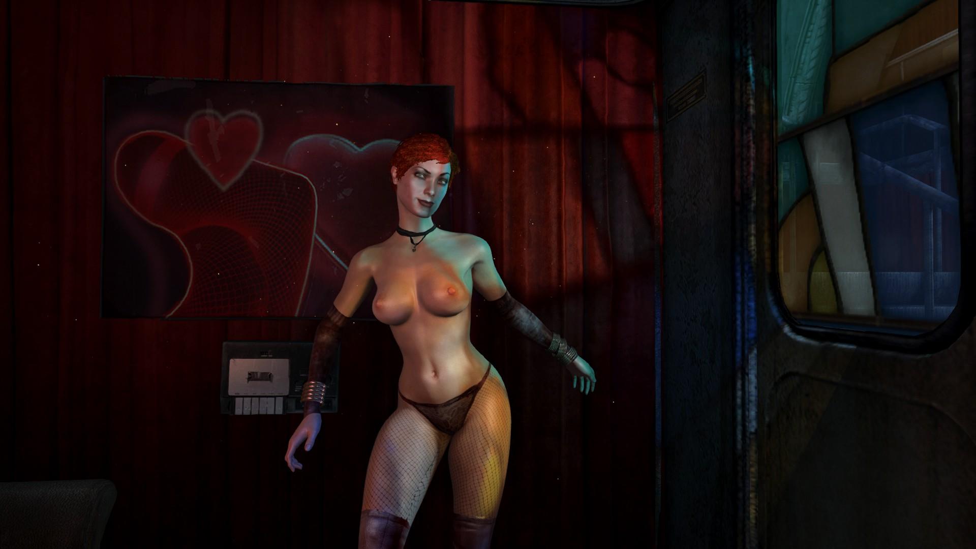 Метро 2033 все сексы