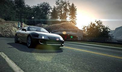 Need for Speed: World - 750,000 лайков Toyota Supra!