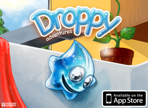 Droppy: Adventures уже в сети!