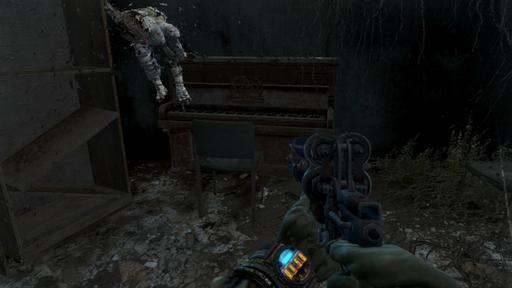 Metro: Last Light - Как получить «хорошую» концовку + все музыкальные инструменты