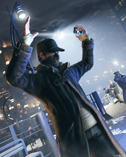 Watch Dogs - Пачка новых скриншотов Watch Dogs