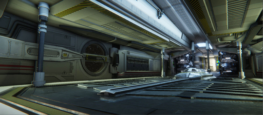 Star Citizen - Star Citizen / Squadron 42. The Vault. Техника. RSI Constellation
