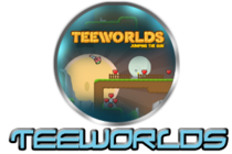 TeeWorlds Jumping The Gun - 2d нашего времени!