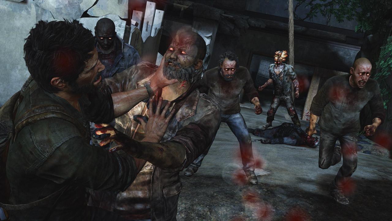 [Конкурс -2ой этап] The Last of Us Одна из самых высокооцененных игр за последние 5 лет.