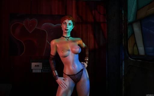 проститутка в метро 2033