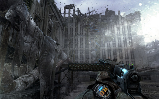 Metro: Last Light - Новые DLC для Metro: Last Light (UPD + видео)