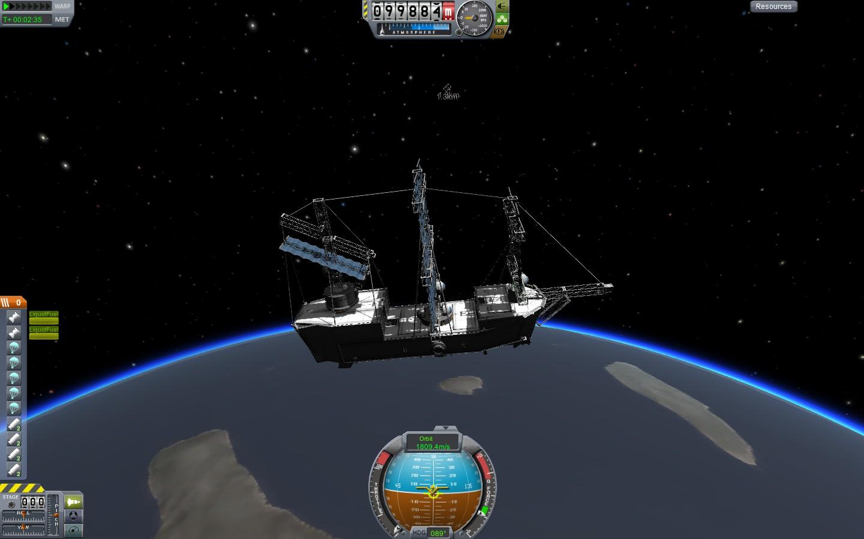 """Корабли, сделанные на коленке"""". Обзор по бета-версии игры - Kerbal Space Program - Игры - Gamer.ru: социальная сеть для геймеров"""