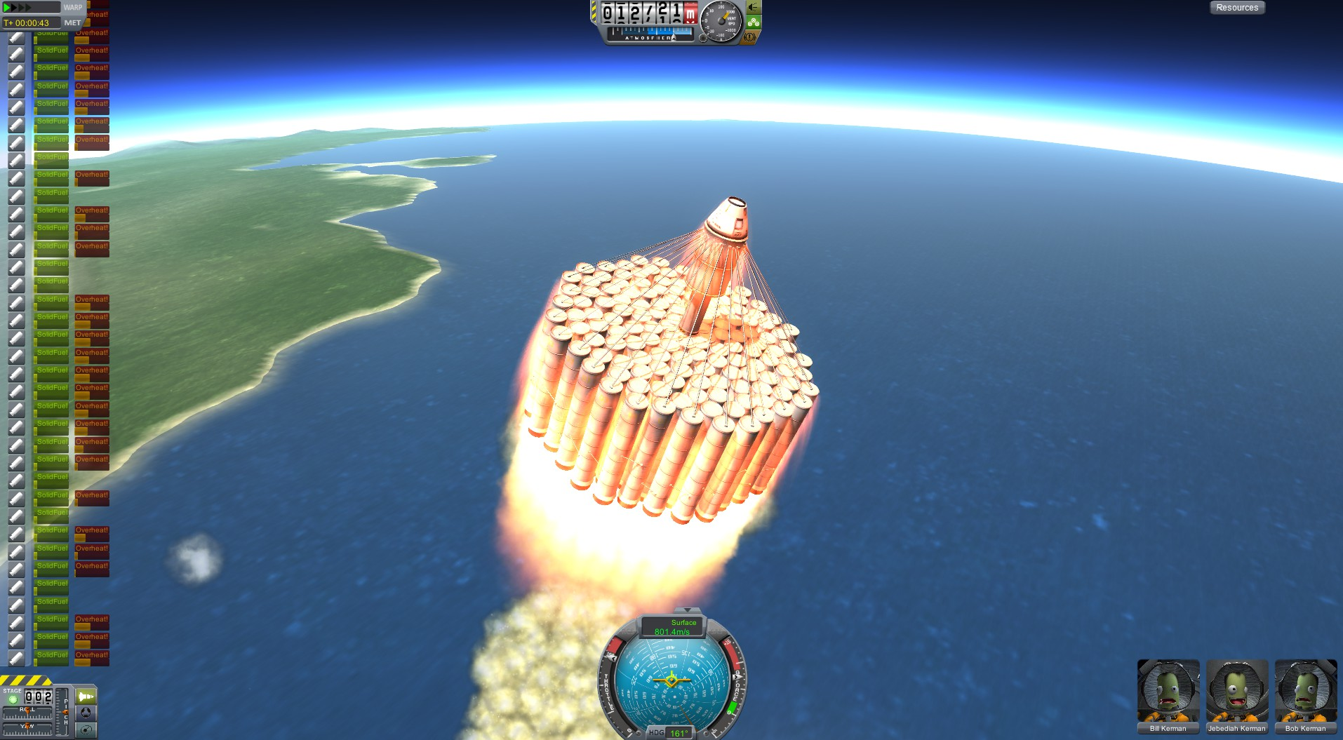 simple rocket kerbal space program - photo #27