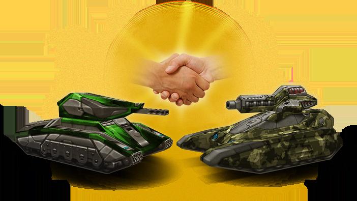 играть в танки с друзьями