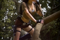 """Tomb Raider: Legend"" cosplay"