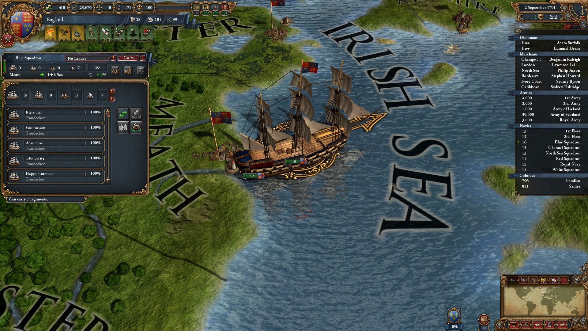 Europa universalis 4 дипломатическая репутация - 00