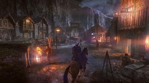 The Witcher 3: Wild Hunt - Интервью The Witcher 3: Сюжет, некст-ген и мультиплеер