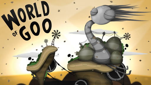 World of Goo: Корпорация Гуу! - Создавая миры: World of Goo