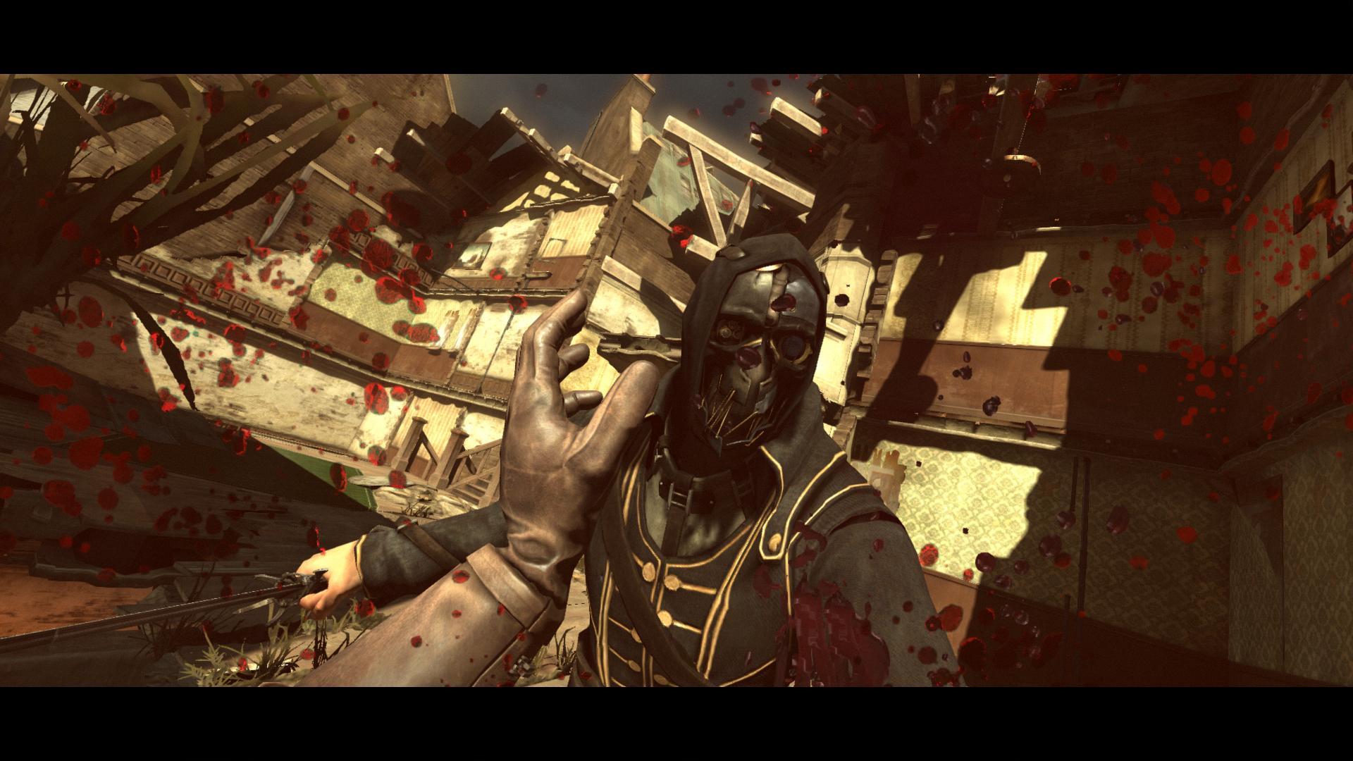 dishonored 2 pc gameplay
