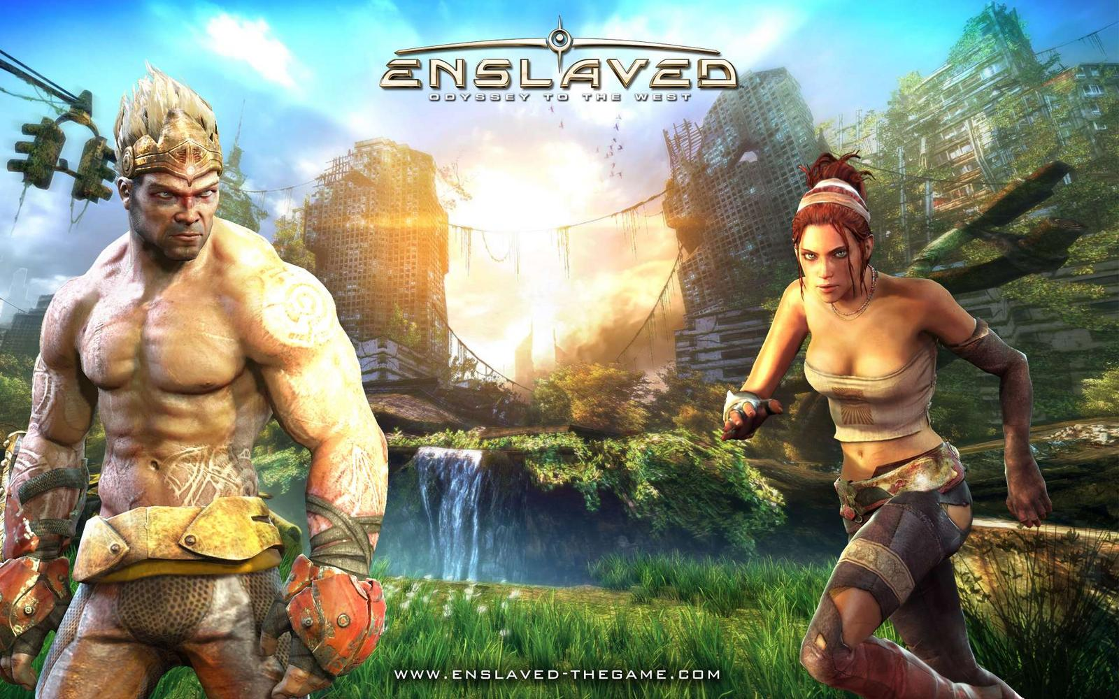 [Рецензия сайта] Enslaved: Odyssey to the West
