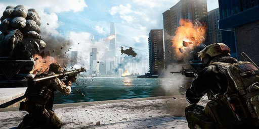 Battlefield 4 - Ask DICE: Battlefield 4 - Мультиплеер