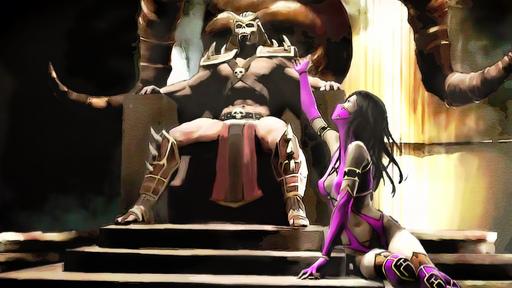 Фото секс в мортал комбат фото 88-458