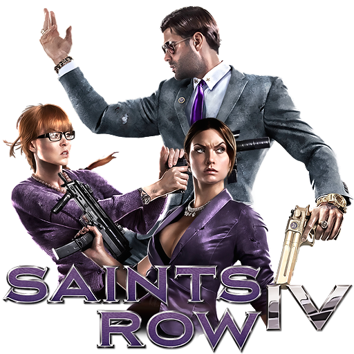 Зависает Игра Saints Row The Third