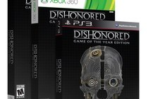 Анонсировано Dishonored Game of the Year Edition»